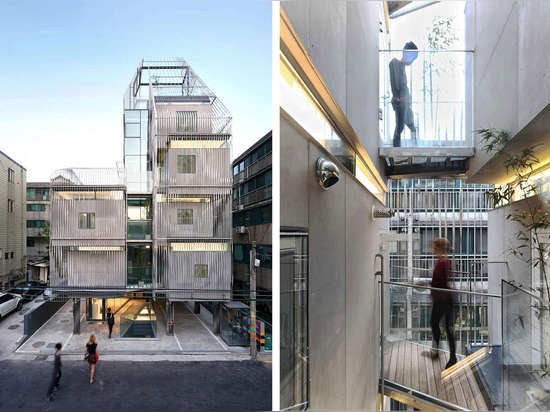 Songpa Micro-Housing by SsD, Seoul, South Korea