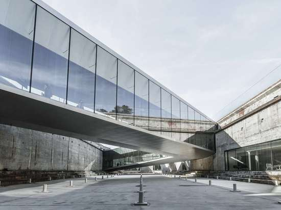 Danish National Maritime Museum by BIG – Bjarke Ingels Group, Helsingør, Denmark