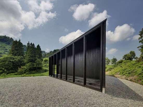Australia House by Andrew Burns Architects, Niigata, Japan