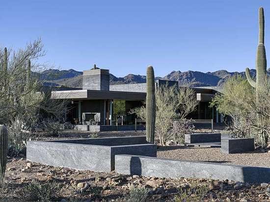 LAVA House by DesignBuild Collaborative, Tucson, Ariz., United States