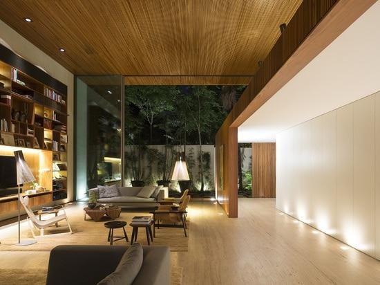 TETRIS HOUSE BY STUDIO MK27
