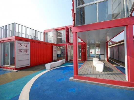 SHANGHAI COMMUNITY CUBES BY INCLUDED