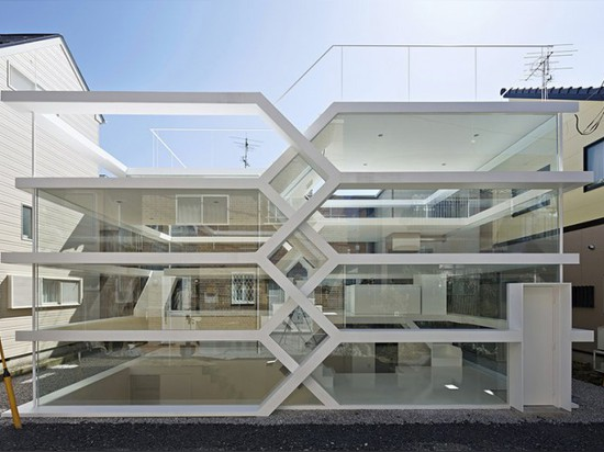 S-HOUSE BY YUUSUUKE KARASAWA ARCHITECTS
