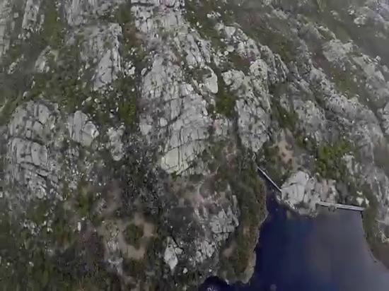 Covão do Conchos - Vista aérea (Probilder)