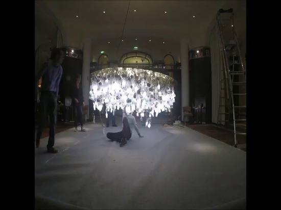 Brand New creation at The Royal Monceau Paris