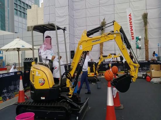 The Excavator Challenge from VirtualExpo Videos on Vimeo.