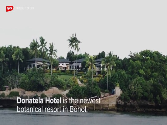 Donatela Hotel in Bohol Is a Luxurious Escape