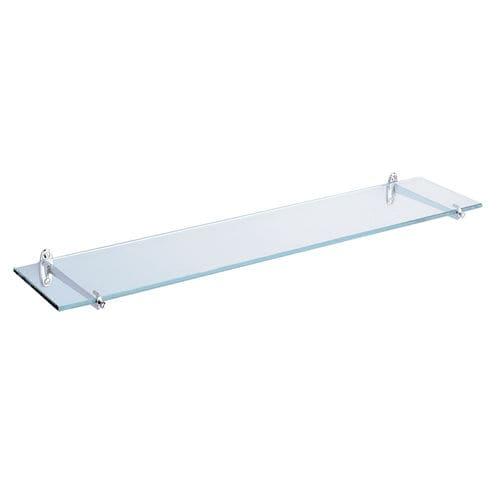 壁取り付け式棚 / コンテンポラリー / ガラス製 / 業務用