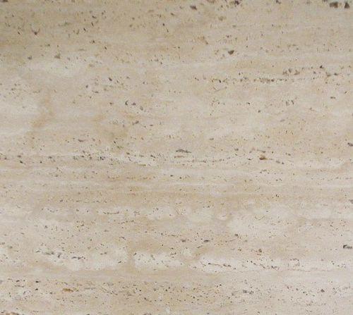 トラバーチン製板石 / 光沢 / 床用 / 壁取り付け式