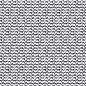 エキスパンドメタルシ-トメタル / スチール製 / ステンレス鋼 / 外壁