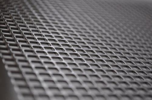 穴あきシ-トメタル / スチール製 / 外壁 / 正方形穿孔