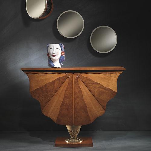 伝統的サイドボードテーブル / 木製 / 長方形