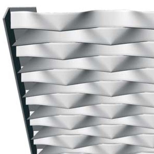 エキスパンドメタルシ-トメタル / 外壁 / 凝った作り