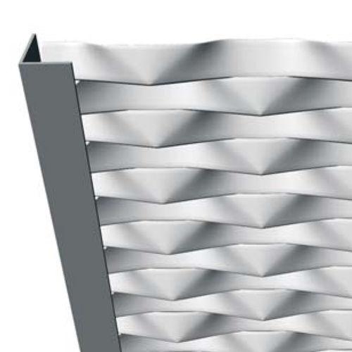 エンボスシ-トメタル / 金属製 / 屋内用 / 凝った作り