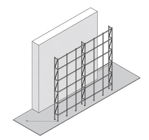 金属製固定システム / ファサード外壁カバー用