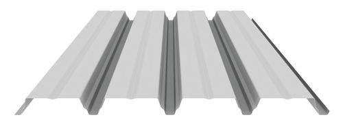 リブシ-トメタル / スチール製 / 打ち込み型枠 / 床材用
