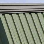 リブシ-トメタル / スチール製 / 屋根用 / 壁用