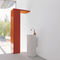 壁取り付け式棚 / コンテンポラリー / アルミ製 / 漆塗りアルミニウム製