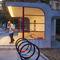 亜鉛めっき鋼製自転車ラック / ゴム製 / 公共スペース用