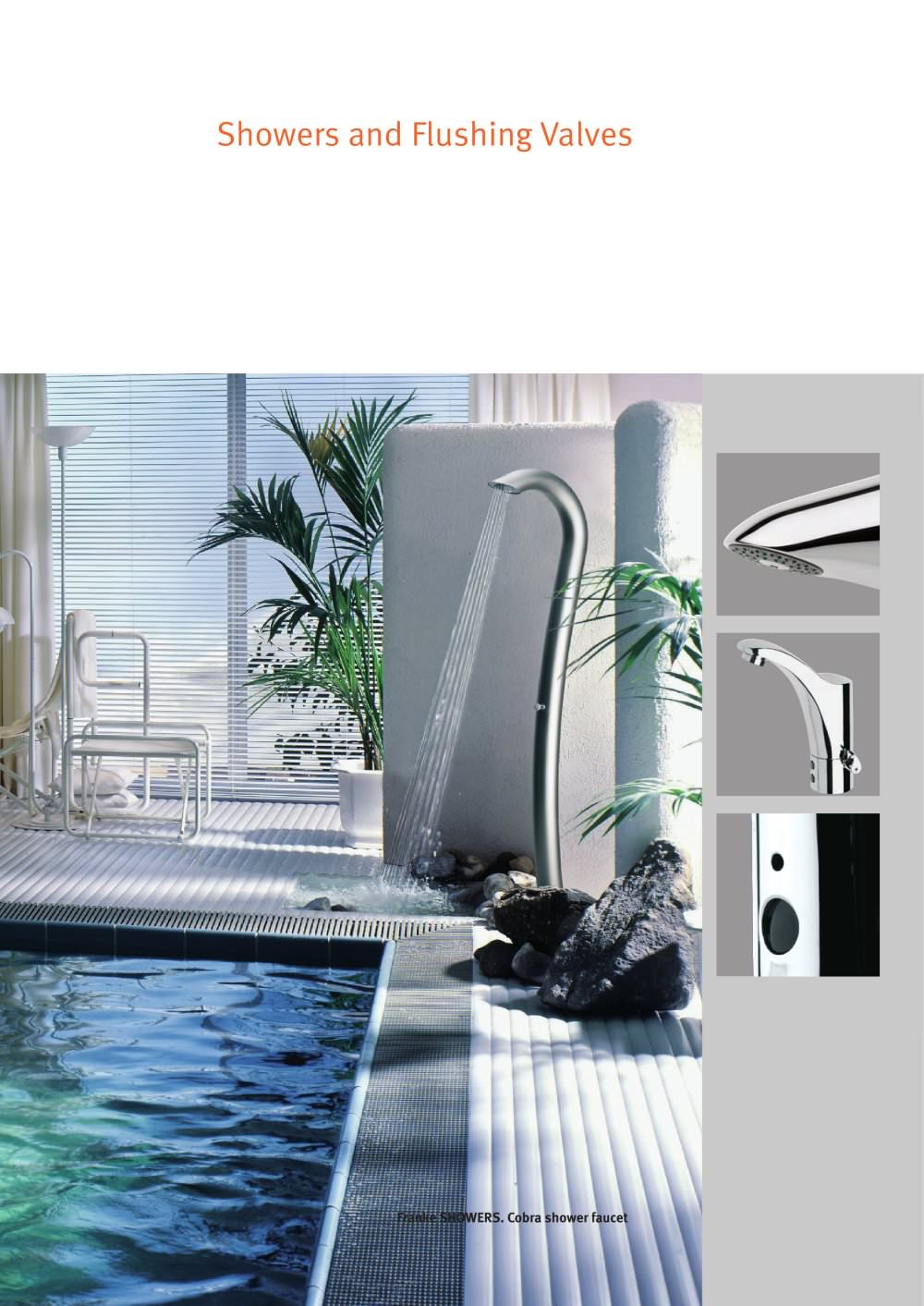 Taps / vales / showers AQUA - Franke Water Systems - PDF Catalogues ...