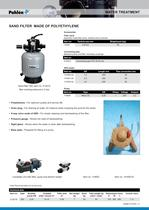 Pool sand filter 350