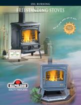 Oil stove brochure