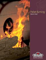 Pellet burning- stoves &amp; inserts