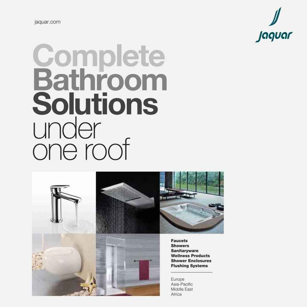 JAQUAR BRAND - Jaquar - PDF Catalogues | Documentation | Brochures