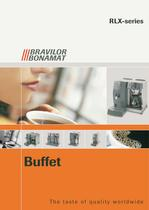 Buffet coffee machines