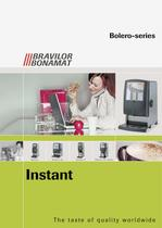 Machines for instant ingredients- Solo