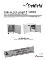 Compact Refrigerators &amp; Freezers