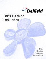 Parts Catalog Fifth Edition