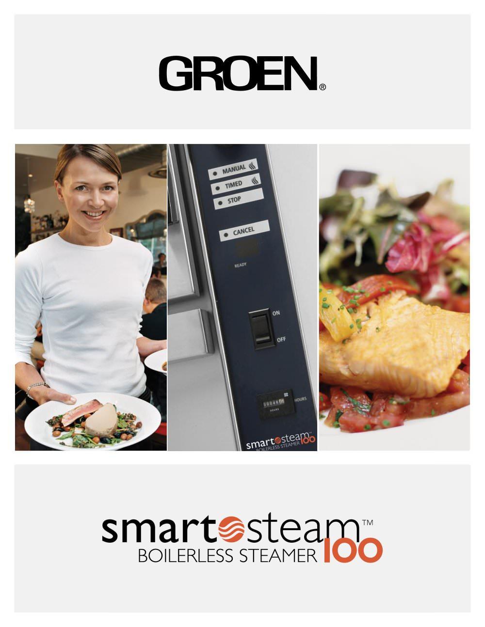 Smartsteam100 boilerless steamer groen pdf catalogues smartsteam100 boilerless steamer 1 8 pages forumfinder Image collections