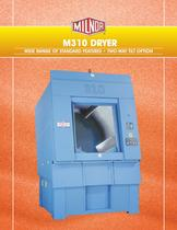 310 lb. Capacity Tilting Dryer