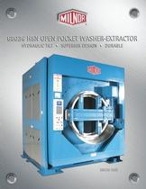 68036 H5N Open-Pocket Washer-Extractor