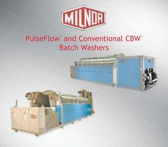 CBW PulseFlow Batch Washers