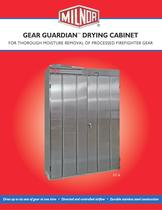 Gear Guardian Drying Cabinet