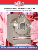 Gear Guardian Washer-Extractors