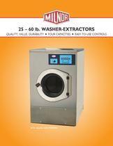 MWR Series Washer-Extractors