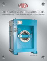 Suspended Washer Extractors 42026 X7J