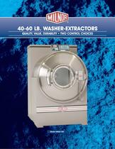T-Series Washer-Extractors