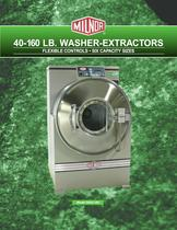V-Series Washer-Extractors