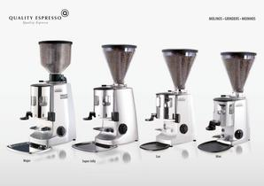 Mazzer Grinders