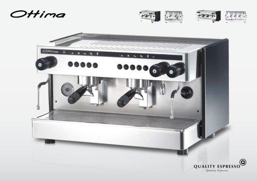Ottima Espresso Machine