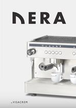 Visacrem Nera Espresso Machine
