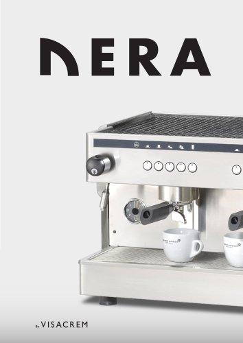 Visacrem Nera Espresso Machine