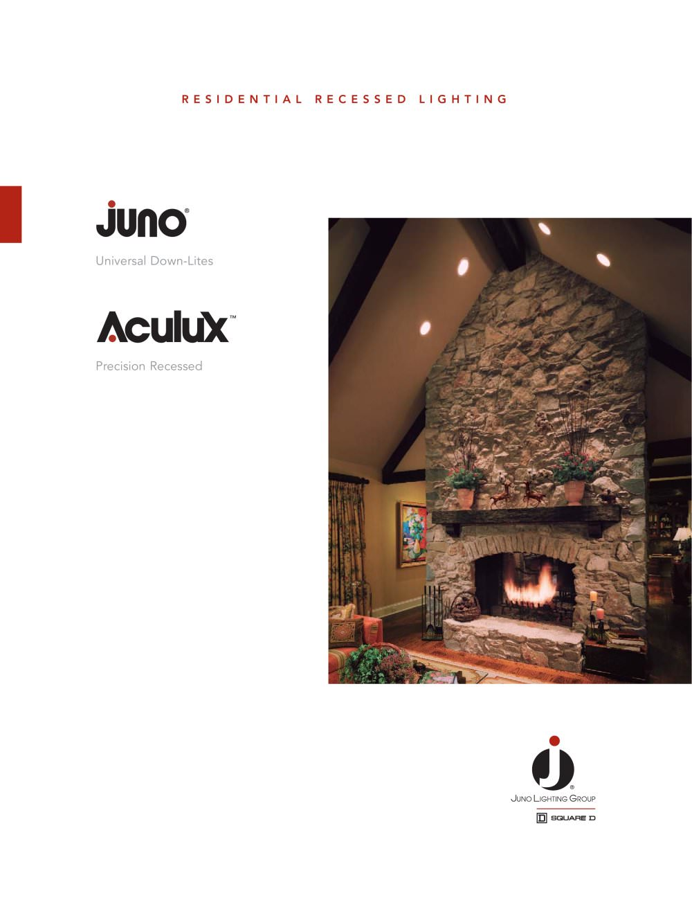 Juno and aculux residential recessed lighting juno pdf juno and aculux residential recessed lighting 1 84 pages aloadofball Images