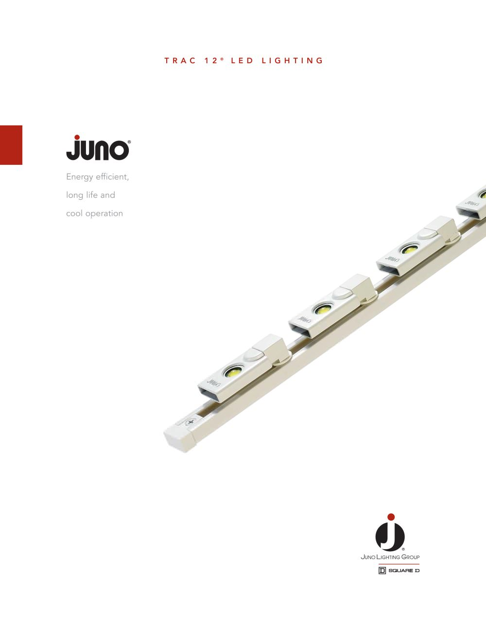 Trac 12 led lighting juno pdf catalogues documentation trac 12 led lighting 1 12 pages mozeypictures Image collections