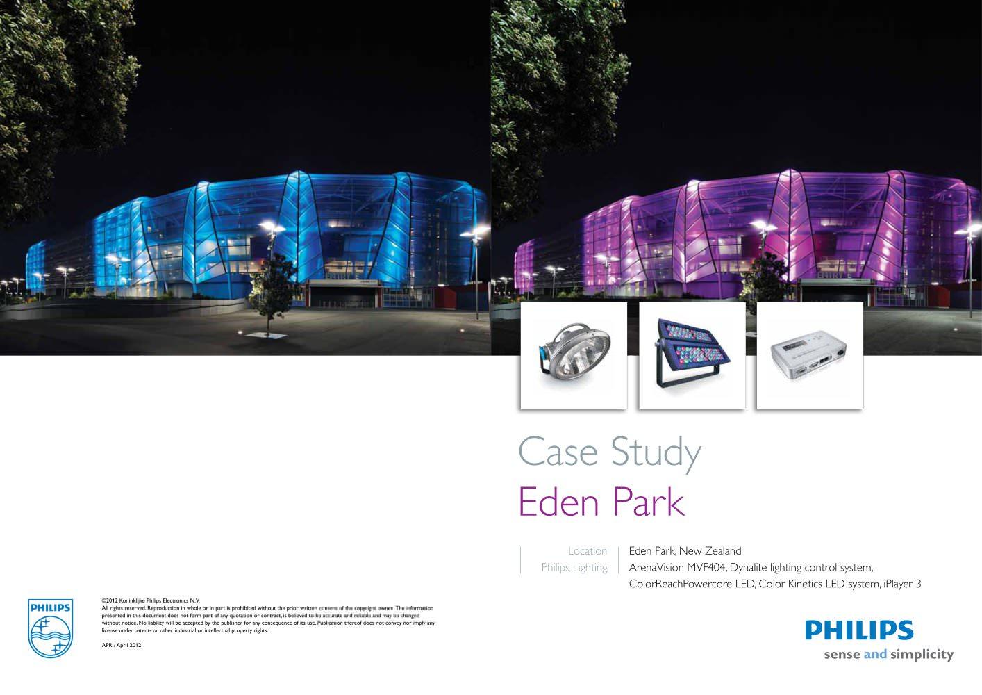 Philips lighting lamps catalogue meganraley case study eden park philips lighting pdf catalogues arubaitofo Gallery