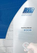 CATALOGUE GENERAL 2008